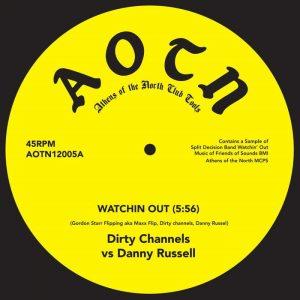 DJ Danny Russell Berlin Disco House Balearic 1